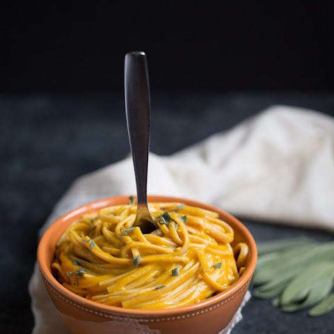 Vegan Pumpkin Cream Sauce