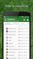 Screenshot of Tuttocampo - Calcio