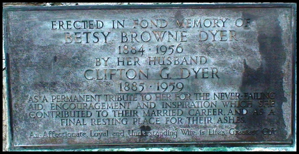This is a story of undying love. Betsy and Clifton Dyer were from Detroit and spent their 1916 honeymoon on a canoe trip to Algonquin Park, Ontario. Twenty years later, Clifton was a successful ...