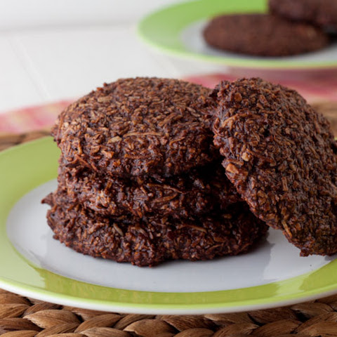 5 ingredient Chewy Chocolate Cookies
