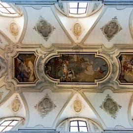 Zattere by Jiri Cetkovsky - Buildings & Architecture Other Interior ( venezia, itly, church, zattere, dorsoduro )