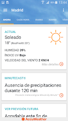 AccuWeather Platinum 4.7.4 APK 1