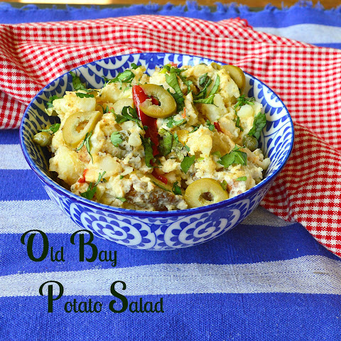 Old Bay Potato Salad