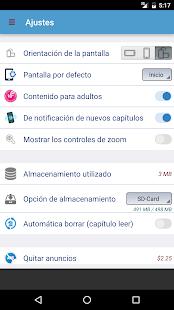 App Manga Español APK for Kindle