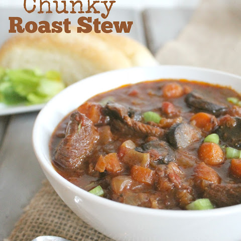 Chunky Pot Roast Stew