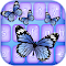 Cute Butterfly Keyboard 5.0 Apk