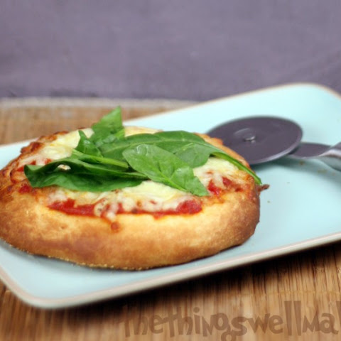 Quick and Easy Pizza Dough
