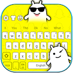 Keyboard Theme for Snapchat Icon