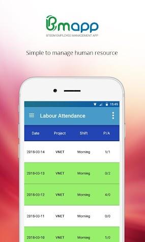 Bmapp Screenshot