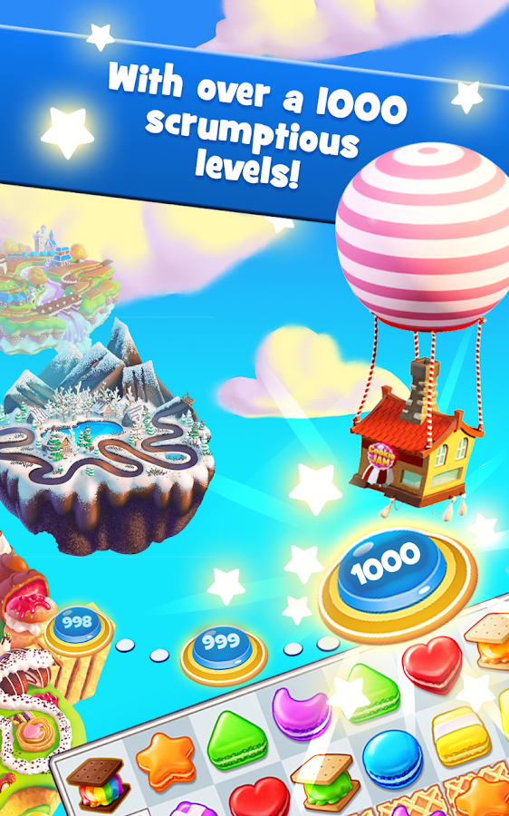 Cookie Jam Screenshot 13