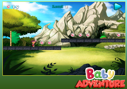 Baby School Adventure - screenshot