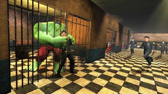 Incredible Monster Alcatraz Island Prison Escape for pc