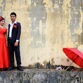 || RED & BLACK || by RazeeAsada Akimura - Wedding Other