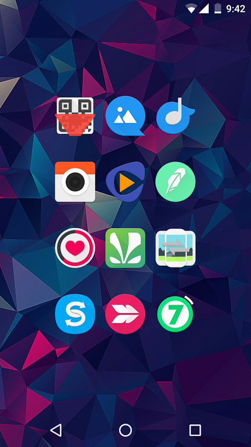 Askarp - Icon Pack Screenshot 5