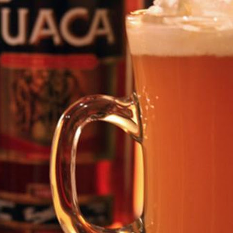 Tuaca Hot Apple Pie drink