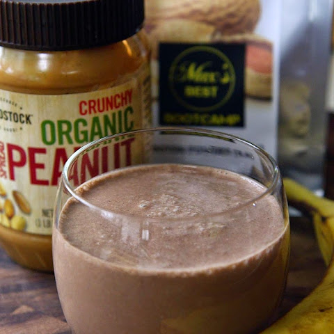 Not-So-Chunky Monkey Smoothie