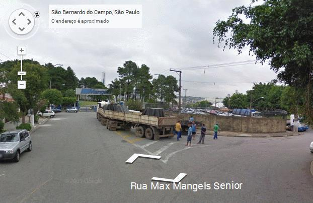 Galpão, Jardim Calux, São Bernardo do Campo (GA0144) - Foto 3
