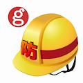 Free goo防災アプリ-防災マップ、地震・気象情報、安否確認・登録 APK for Windows 8