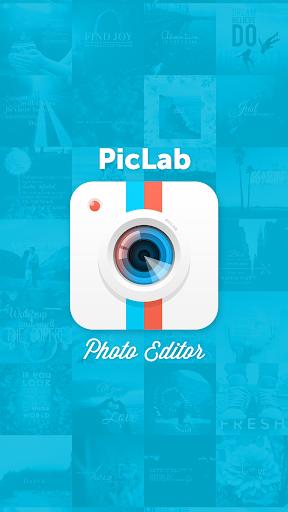 PicLab - Photo Editor screenshot 1