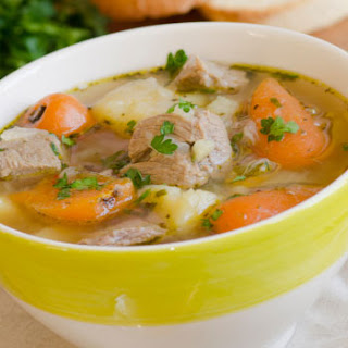 Herbed Irish Beef Beer Stew