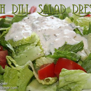 Ranch Dill Salad Dressing