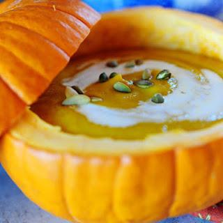 Vegetarian Pumpkin Soup Recipes