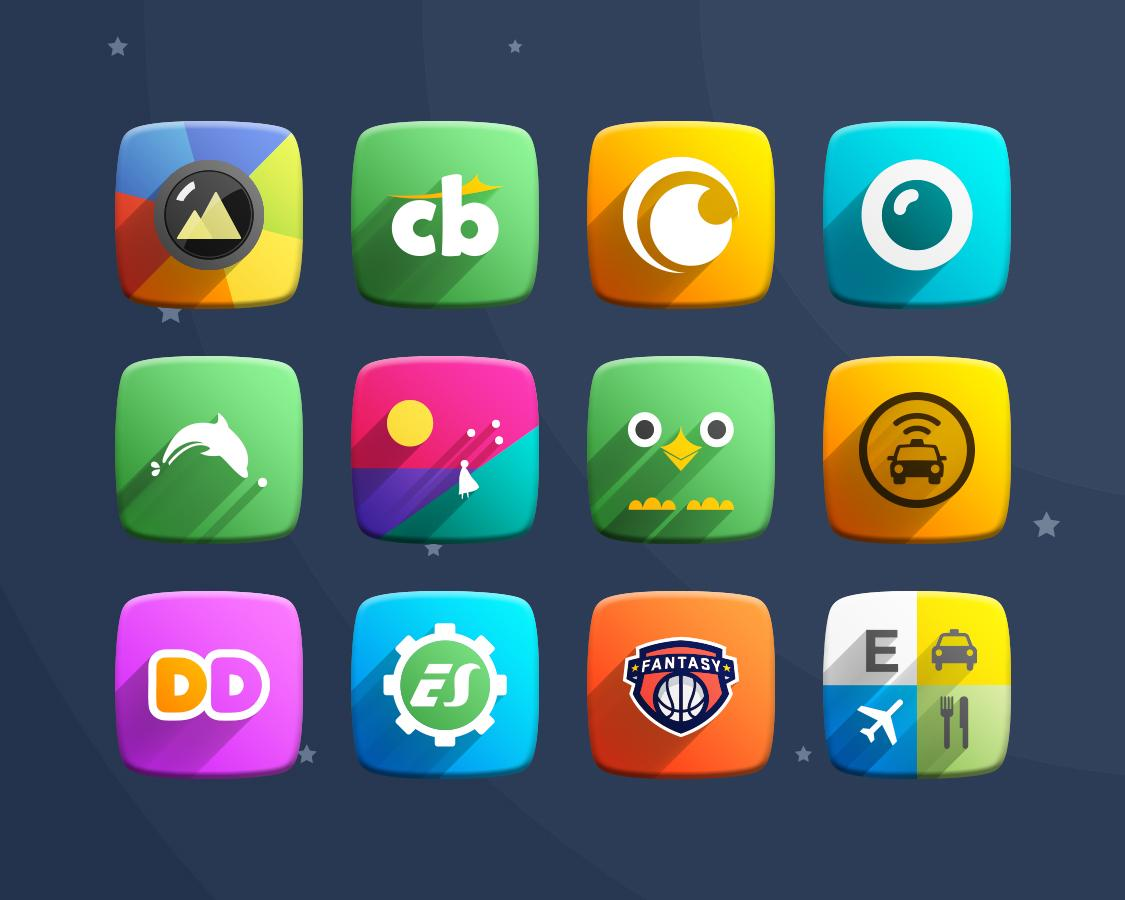 Space Z Icon Pack Theme Screenshot 6