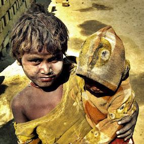 attitude by Saurav Bhattacharyya - Babies & Children Children Candids