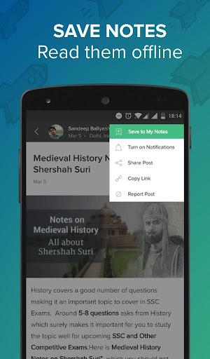 #1 Exam Preparation App: Quiz, Previous Papers, GK screenshot 8