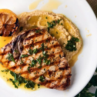Grilled Swordfish With Sauce Recipes