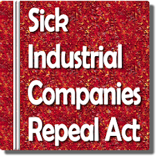 Sick Industrial Repeal Act
