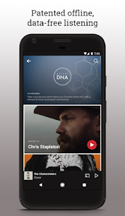App Slacker Radio APK for Kindle