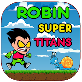 APK Game Robin Super Titans Go for iOS