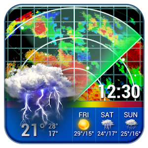 Real-time Weather Radar Alert for Android