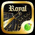 Royal GO Keyboard Theme Emoji APK for Bluestacks