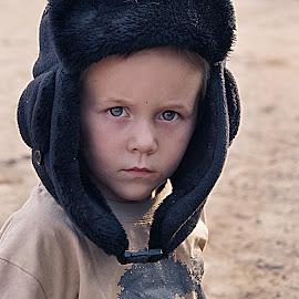 boy by Lize Hill - Babies & Children Child Portraits