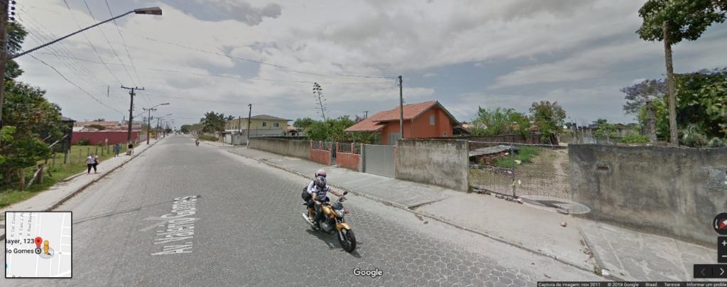 Terreno à venda, 855 m² por R$ 280.000,00 - Centro - Tijucas/SC