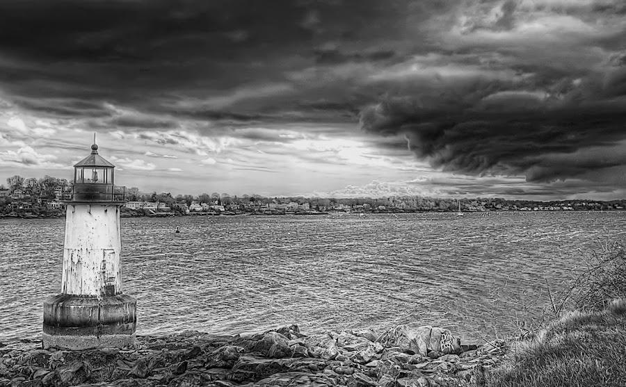 by Edward Allen - Black & White Landscapes (  )