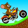 Tom Motorcycle Hill Climb APK for Bluestacks