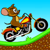 Tom Motorcycle Hill Climb APK for Ubuntu
