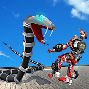 Download Robot Snake Anaconda Transform City Battle Attack For PC Windows and Mac