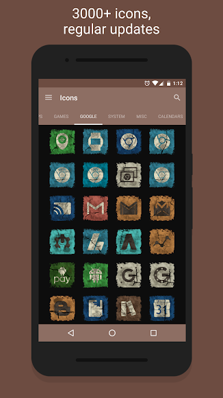 Ruggy - Icon Pack 6.9