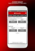 Screenshot of Personal Banking