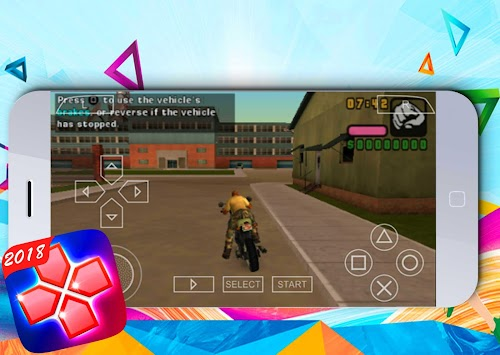 New PPSSPP : Psp Emulator Game Ppsspp 2018 APK screenshot thumbnail 6