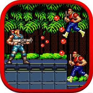 Classic game for contra For PC