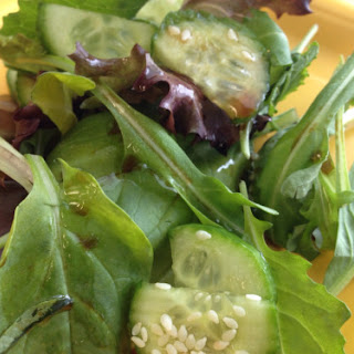 Sesame Oil Salad Dressing Recipes