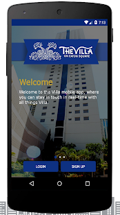Villa on Eaton Square - screenshot