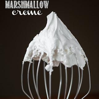 Homemade Marshmallow Spread