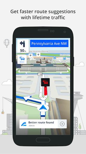 GPS Navigation & Offline Maps Sygic screenshot 3
