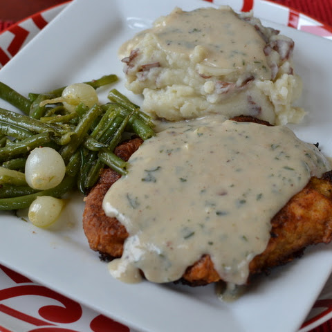 Chicken Fried Steak with Gravy